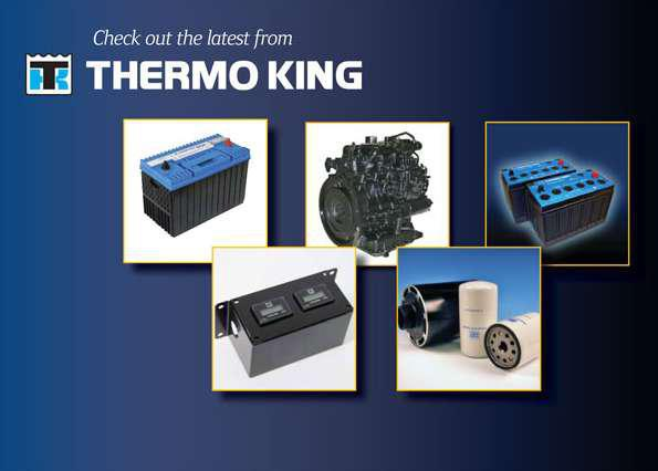запчасти THERMO KING